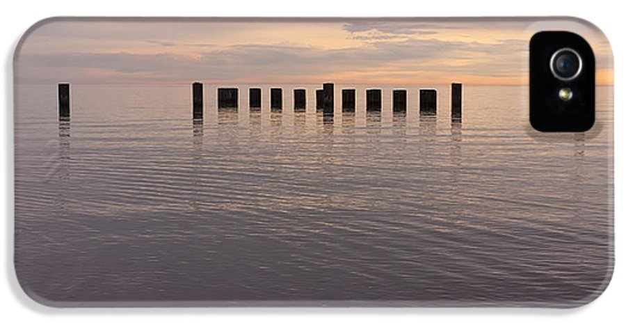 3scape Photos IPhone 5 Case featuring the photograph Sentinels by Adam Romanowicz