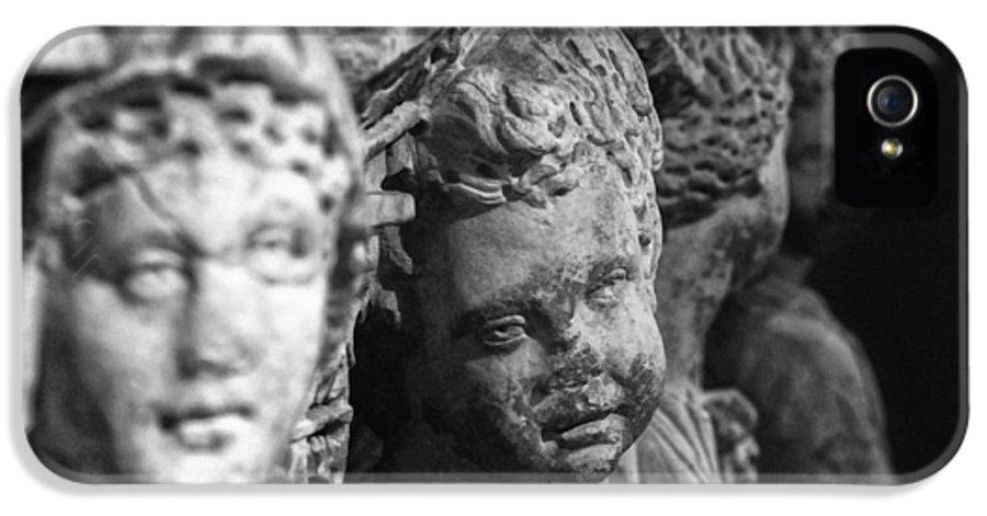 Sarcophagus IPhone 5 Case featuring the photograph Sidamara Sarcophagus by Taylan Apukovska
