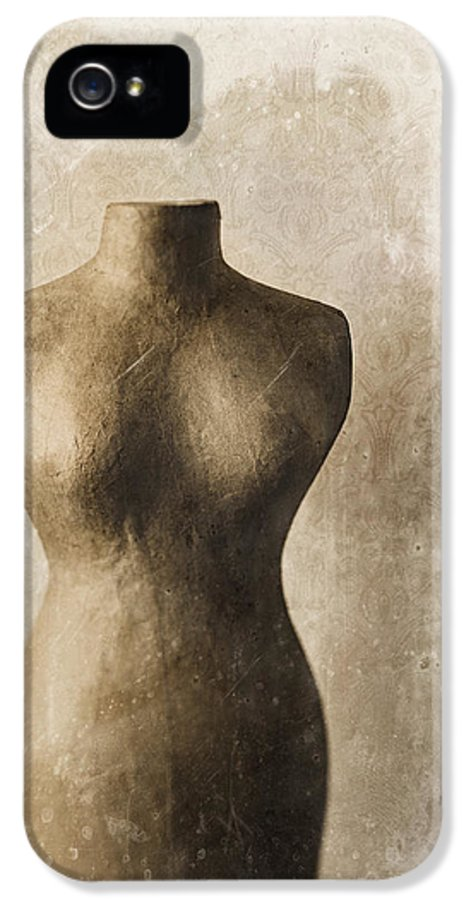 Mannequin IPhone 5 Case featuring the photograph Sophistication II by Amy Weiss