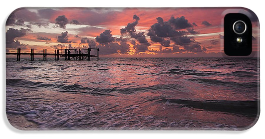 3scape Photos IPhone 5 Case featuring the photograph Sunrise Panoramic by Adam Romanowicz