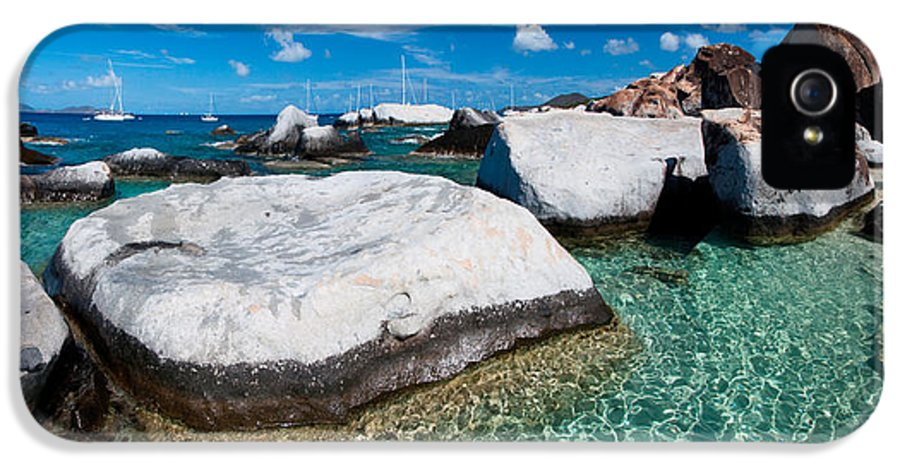 3scape Photos IPhone 5 Case featuring the photograph The Baths by Adam Romanowicz