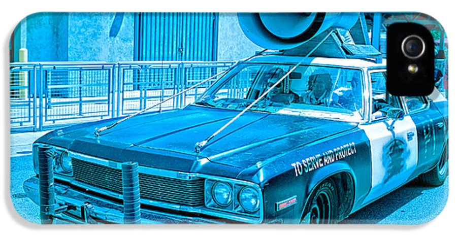 Blues IPhone 5 Case featuring the photograph The Blues Brothers by Edward Fielding