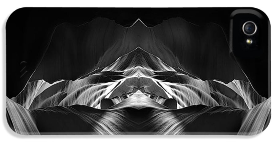 3scape Photos IPhone 5 Case featuring the photograph The Cave by Adam Romanowicz