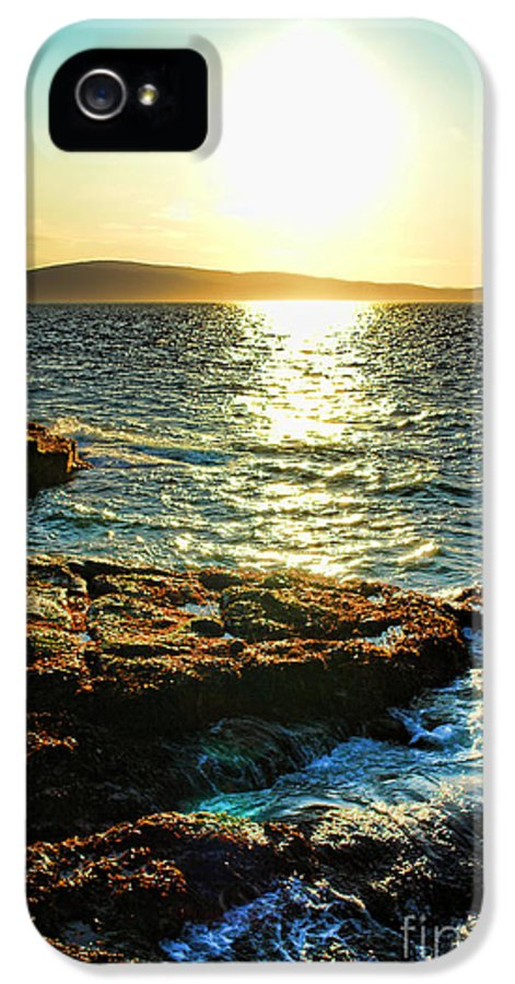 Maine IPhone 5 Case featuring the photograph The Coast Of Maine by Olivier Le Queinec