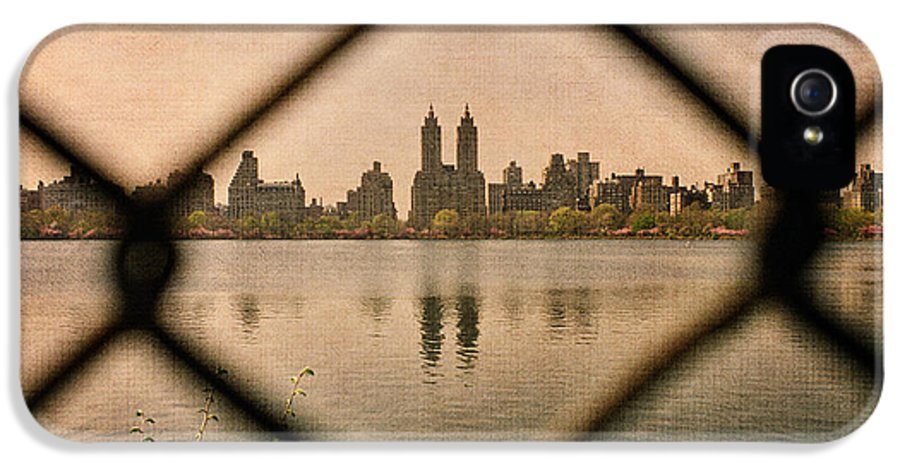 New York IPhone 5 Case featuring the photograph The San Remo by Joann Vitali