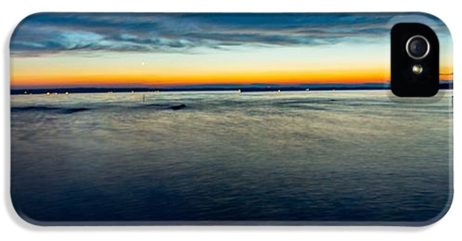 Traverse City IPhone 5 Case featuring the photograph Traverse City Michigan In July by Theodore Michael