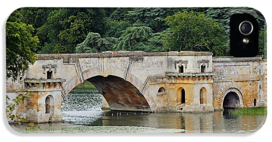 Vanbrughs Grand Bridge IPhone 5 Case featuring the photograph Vanbrughs Grand Bridge by Tony Murtagh