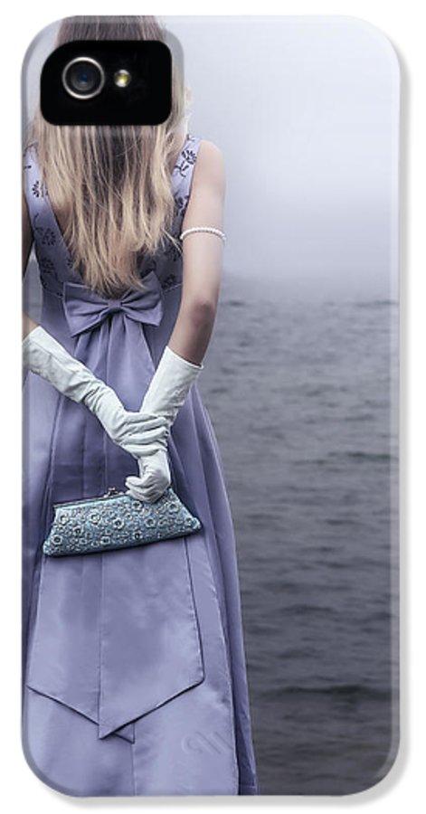 Girl IPhone 5 Case featuring the photograph Vintage Handbag by Joana Kruse