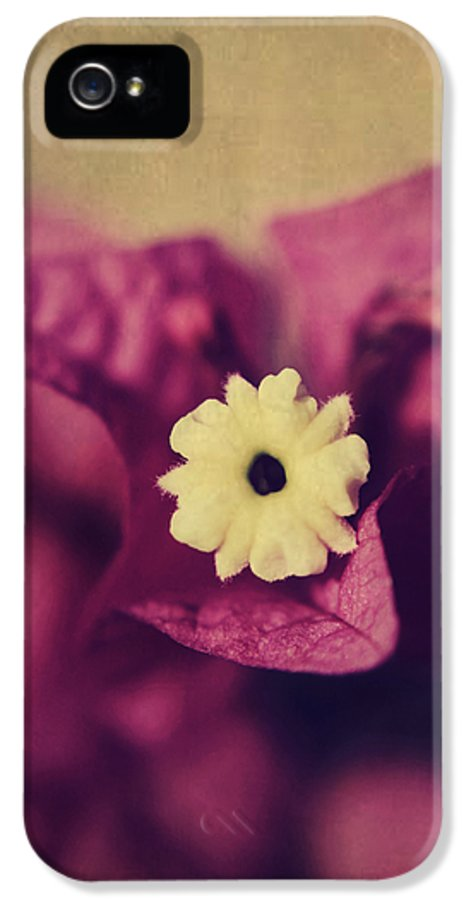 Flowers IPhone 5 Case featuring the photograph Waking Up Happy by Laurie Search