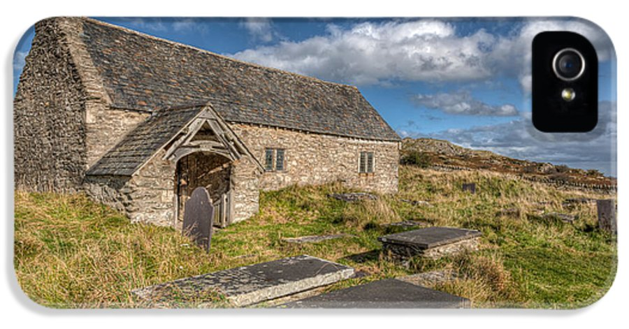 Architecture IPhone 5 Case featuring the photograph Welsh Church by Adrian Evans