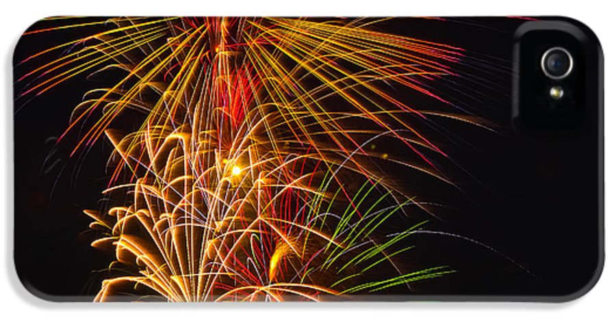 4th Of July IPhone 5 Case featuring the photograph American Pride by Joshua Dwyer