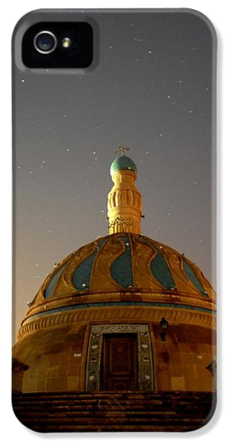 Baghdad IPhone 5 Case featuring the photograph Baghdad Mosque by Rick Frost