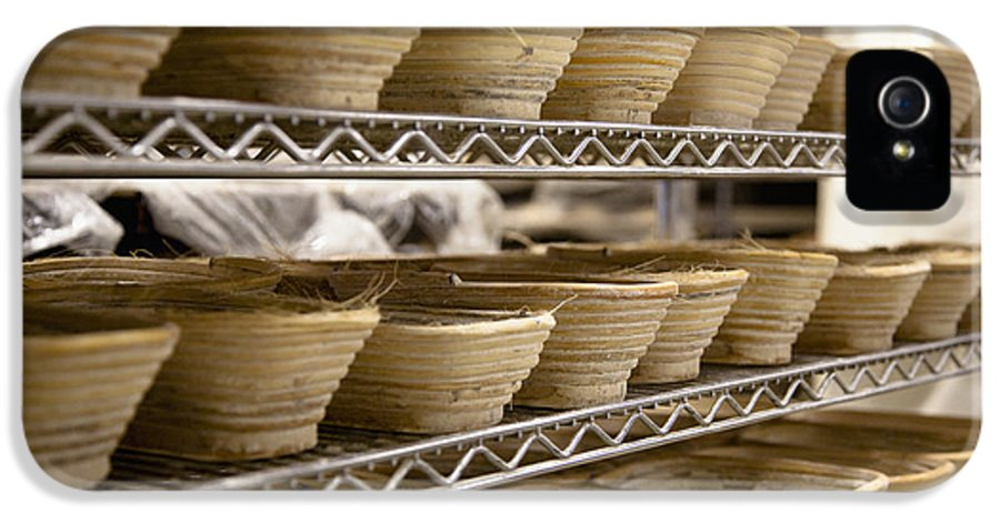 Bakery IPhone 5 Case featuring the photograph Baskets At A Bakery by Inti St. Clair