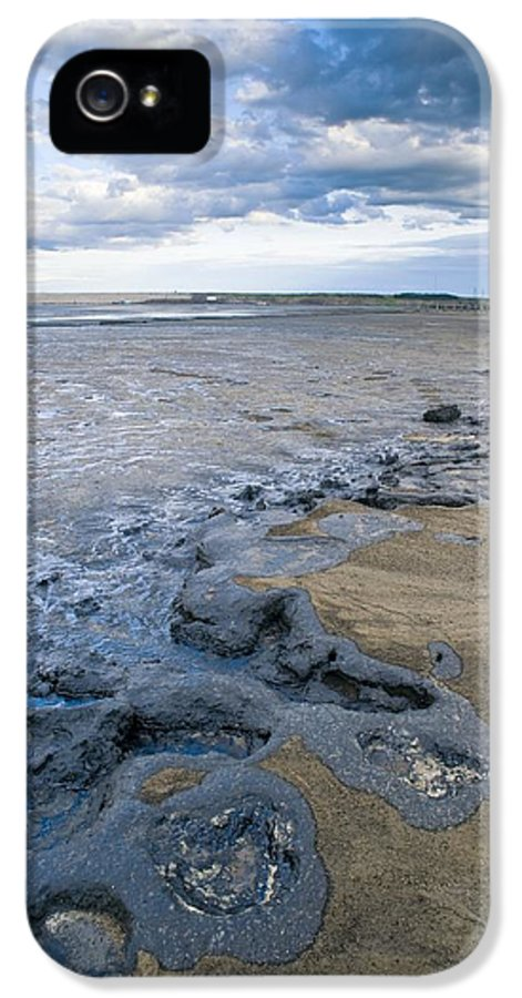 Pollution IPhone 5 Case featuring the photograph Oil Industry Pollution by David Nunuk