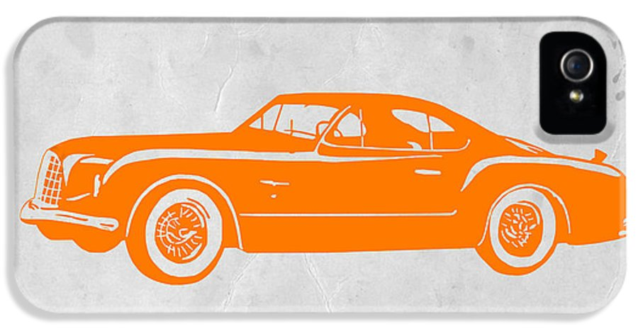 Classic Car IPhone 5 Case featuring the photograph Classic Car 2 by Naxart Studio