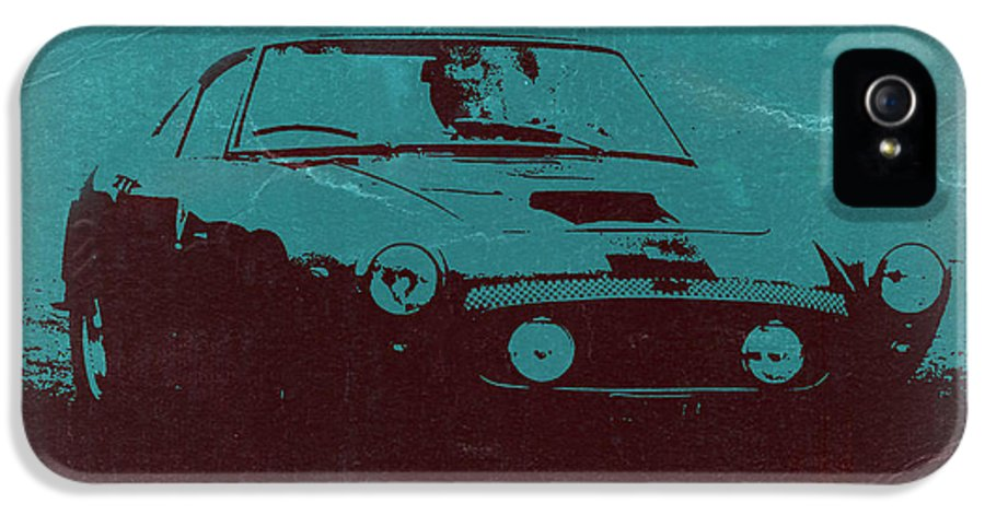 Ferrari 250 Gtb IPhone 5 Case featuring the photograph Ferrari 250 Gtb by Naxart Studio