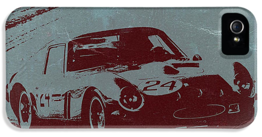 Ferrari Gto IPhone 5 Case featuring the photograph Ferrari Gto by Naxart Studio