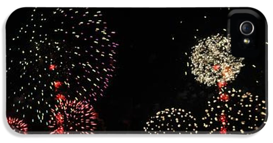 Opsail IPhone 5 Case featuring the photograph Firework Lifecycle 3 by Meandering Photography