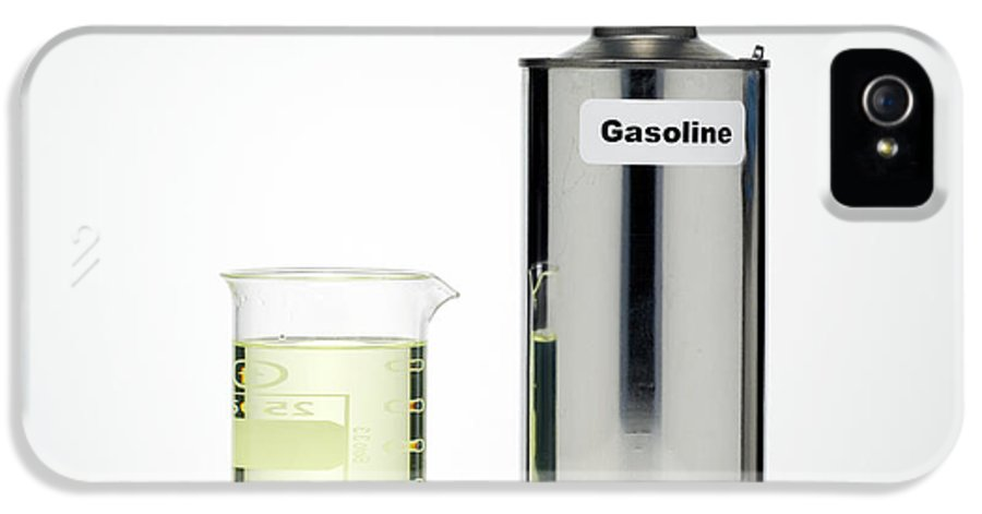 Gasoline IPhone 5 Case featuring the photograph Gasoline by Paul Rapson