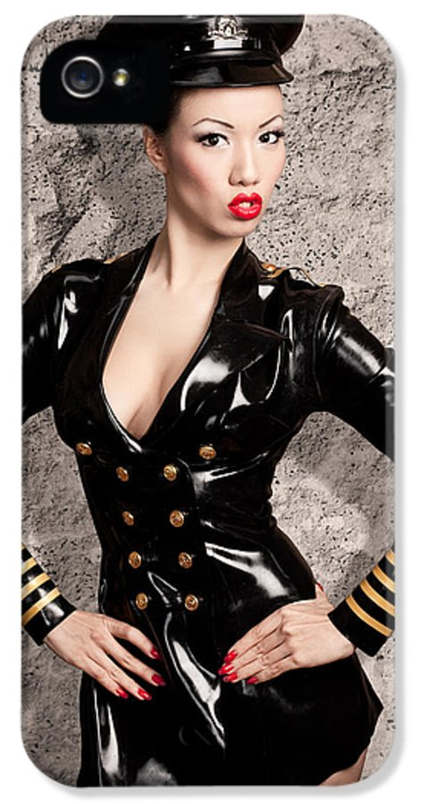 Jade Vixen: Jade Vixen Military 1143 IPhone 5 Case For Sale By Gary Heller