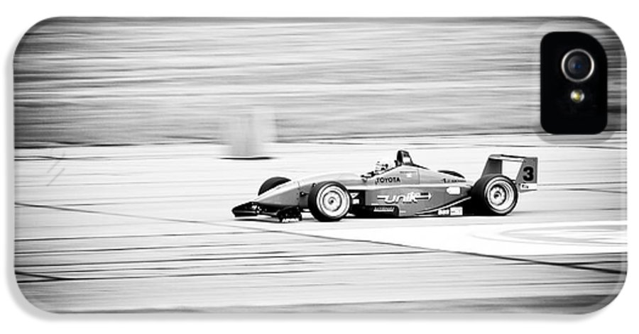 People IPhone 5 Case featuring the photograph Sepia Racing by Darcy Michaelchuk