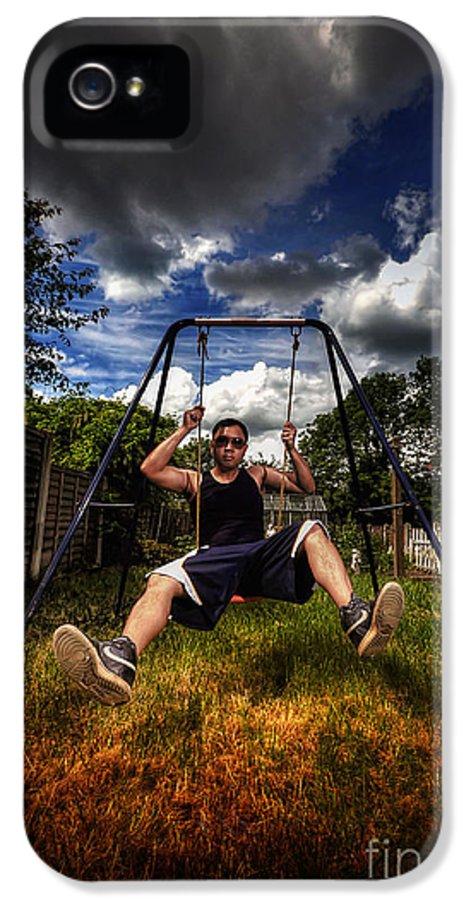 Yhun Suarez IPhone 5 Case featuring the photograph Swinger by Yhun Suarez