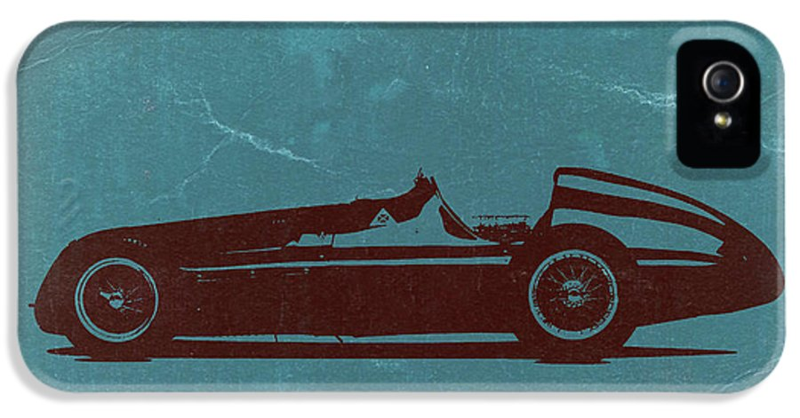 IPhone 5 Case featuring the photograph Alfa Romeo Tipo 159 Gp by Naxart Studio