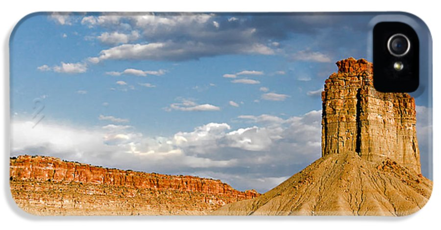 Mountain IPhone 5 Case featuring the photograph Amazing Mesa Verde Country by Christine Till