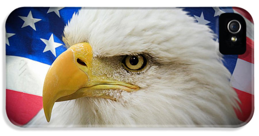4th Of July IPhone 5 / 5s Case featuring the photograph American Pride by Shane Bechler