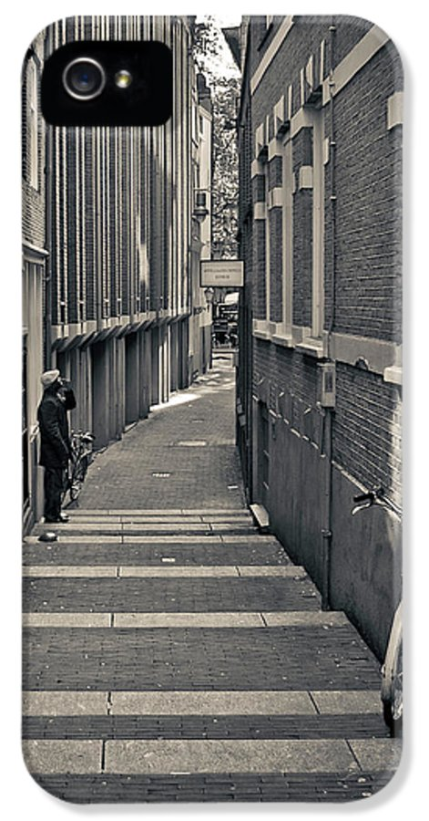3scape Photos IPhone 5 Case featuring the photograph Amsterdam by Adam Romanowicz