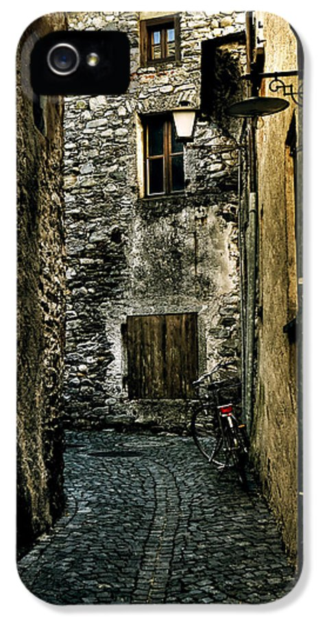 Ascona IPhone 5 Case featuring the photograph Ascona by Joana Kruse