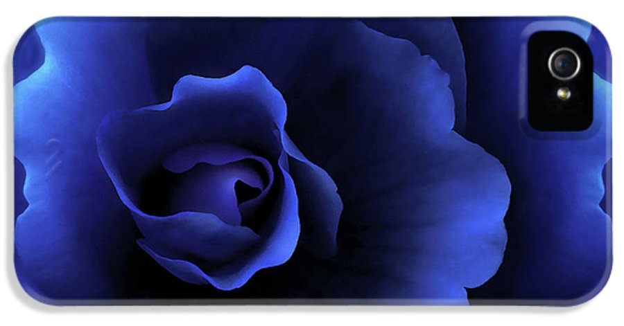 Begonia IPhone 5 Case featuring the photograph Begonia Floral Dark Secrets by Jennie Marie Schell