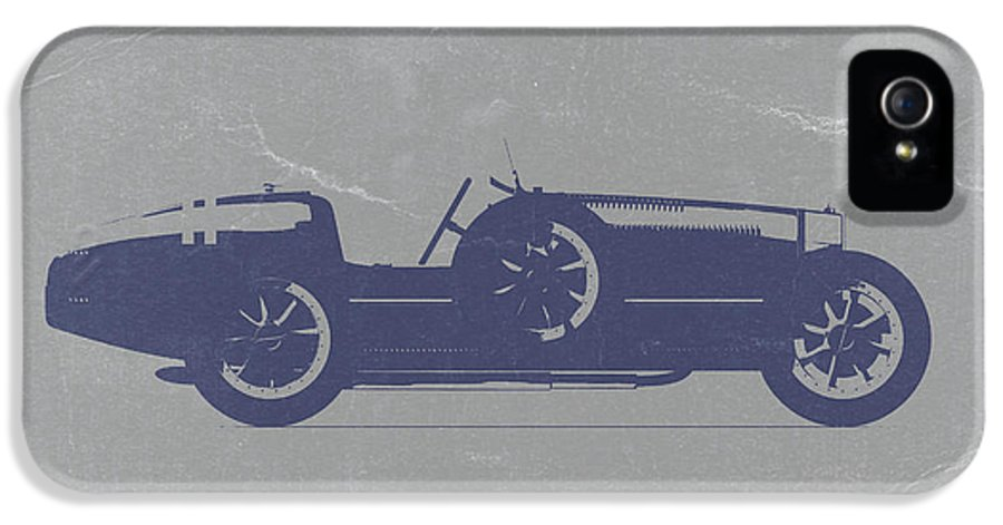Bugatti Type 35 IPhone 5 Case featuring the photograph Bugatti Type 35 by Naxart Studio