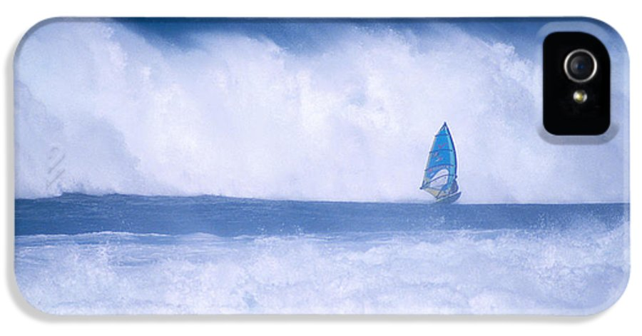 A11c IPhone 5 Case featuring the photograph Dave Nash At Hookipa by Erik Aeder - Printscapes