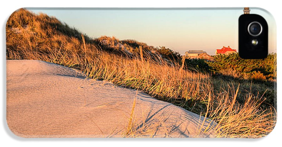 Fire Island IPhone 5 Case featuring the photograph Dunes Of Fire Island by JC Findley