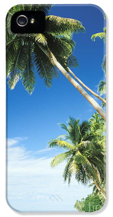 Beach IPhone 5 Case featuring the photograph Fiji, Vanua Levu by Peter Stone - Printscapes