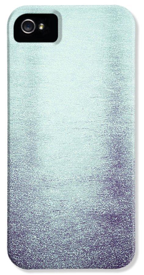 Frozen IPhone 5 Case featuring the photograph Frozen Reflections by Wim Lanclus