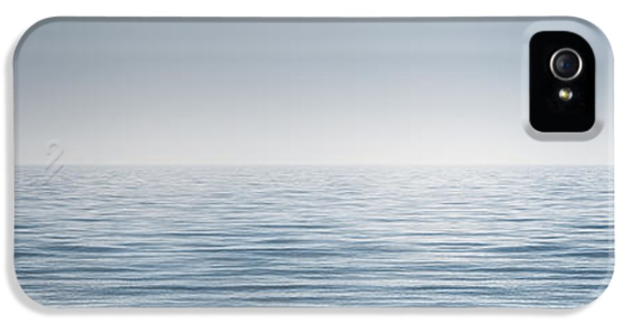 Water IPhone 5 Case featuring the photograph Limitless by Scott Norris