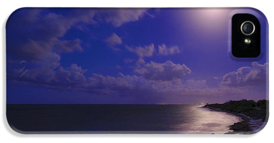 Moonlight Sonata IPhone 5 Case featuring the photograph Moonlight Sonata by Chad Dutson