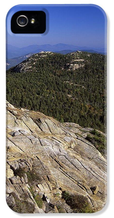 White Mountains IPhone 5 Case featuring the photograph Mount Chocorua - White Mountains New Hampshire Usa by Erin Paul Donovan