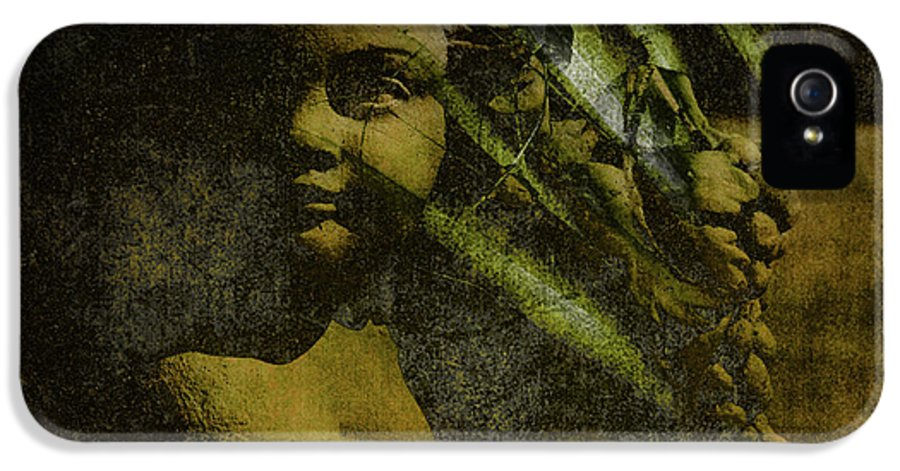 Angel IPhone 5 Case featuring the photograph My Little Angel by Susanne Van Hulst