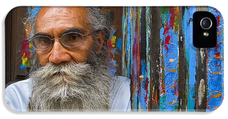 Architecture IPhone 5 Case featuring the photograph Orizaba Painter by Skip Hunt