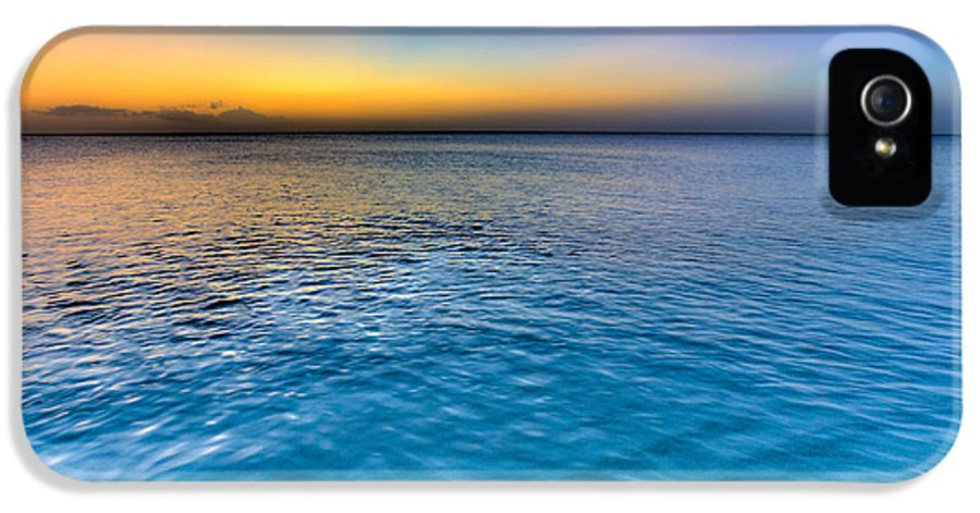 Pastel Ocean IPhone 5 Case featuring the photograph Pastel Ocean by Chad Dutson