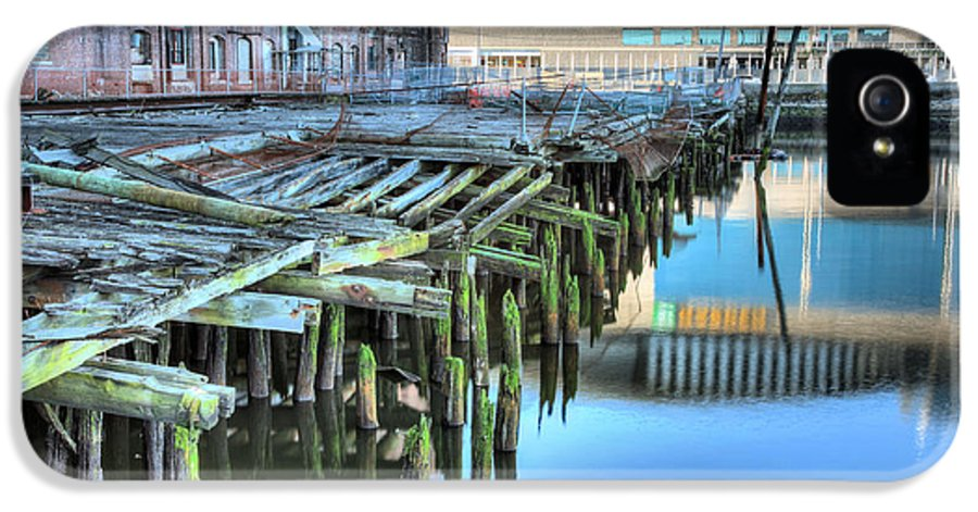 Revitalization IPhone 5 Case featuring the photograph Revitalization by JC Findley