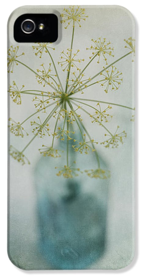 Dill IPhone 5 Case featuring the photograph Round Dance by Priska Wettstein