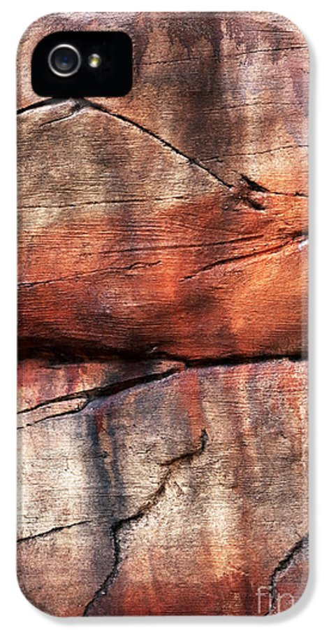 Sedona Red Rocks IPhone 5 Case featuring the photograph Sedona Red Rocks V by John Rizzuto