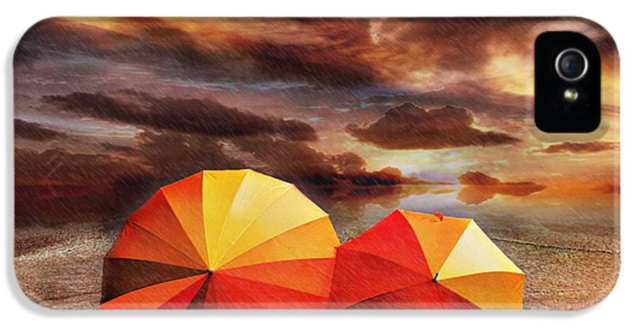 Photodream IPhone 5 Case featuring the photograph Shelter by Jacky Gerritsen