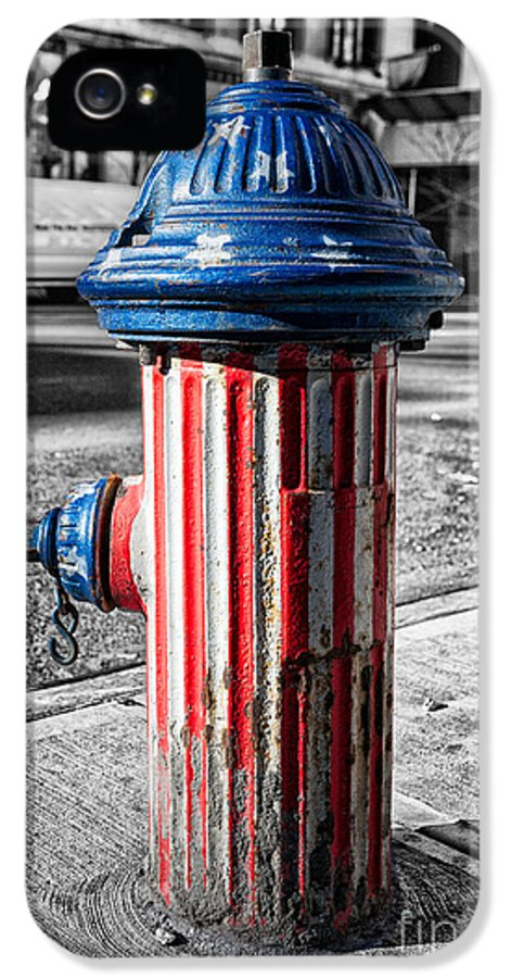 Star Spangled Banner IPhone 5 / 5s Case featuring the photograph Star Spangled Banner by John Farnan