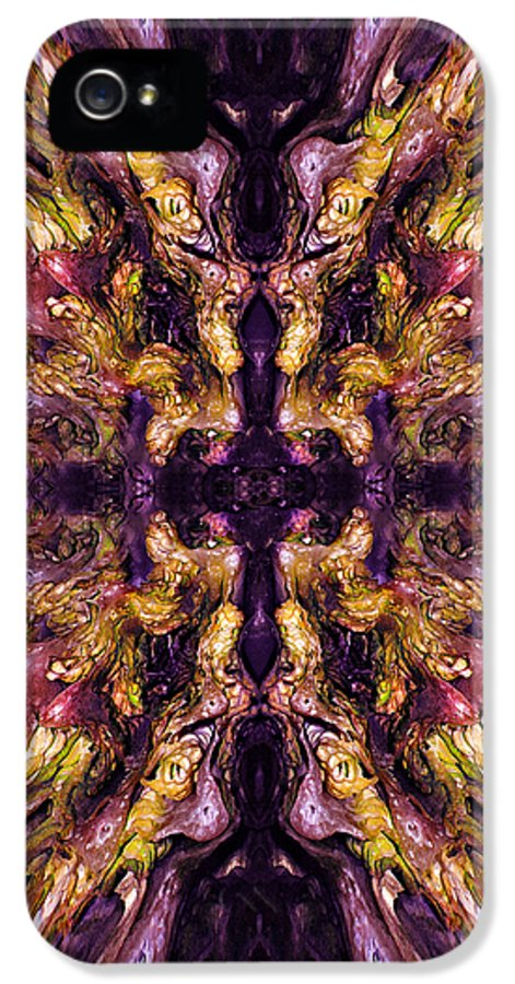 Sleeper IPhone 5 Case featuring the photograph The Sleeper Must Awaken by Angelina Vick