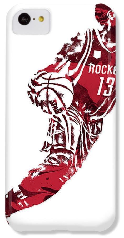 James Harden Houston Rockets 7 iphone case